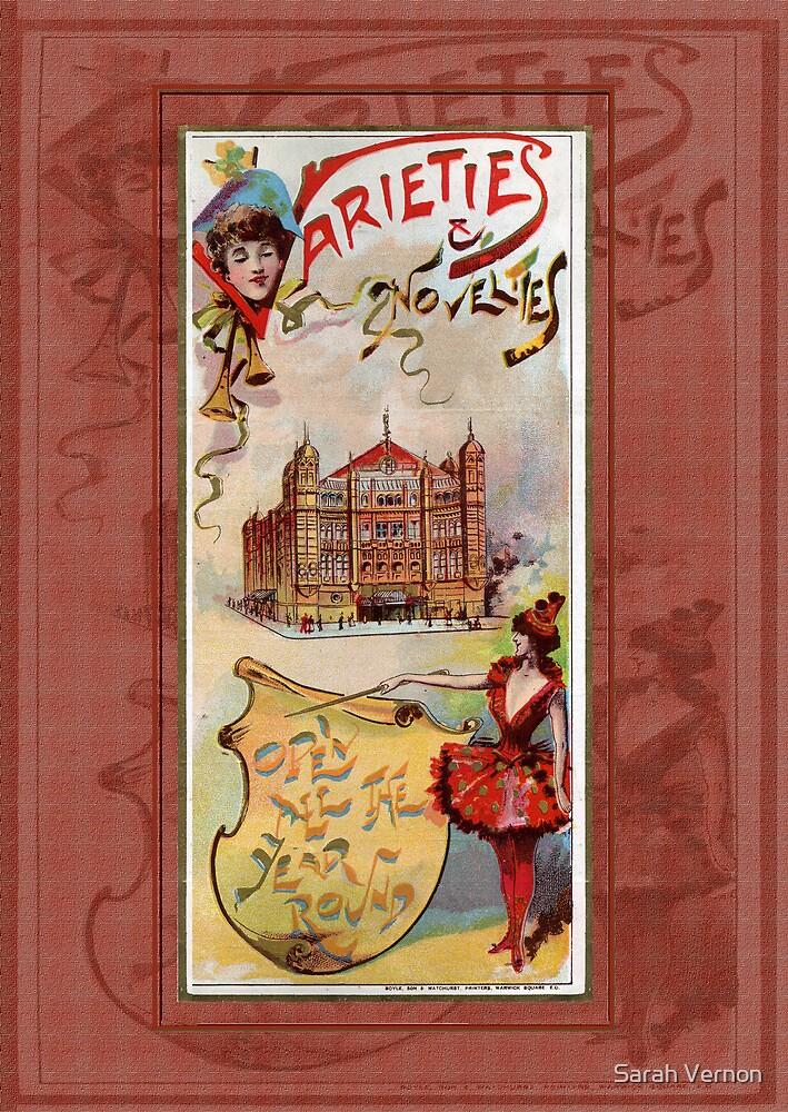 Varieties & Novelties by Sarah Vernon