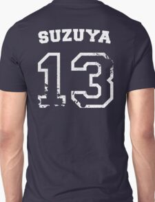 Juuzou Suzuya Collegiate Splatter Unisex T-Shirt