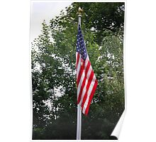 Our United States Flag Poster