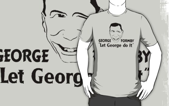 Let George Do It by loogyhead