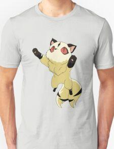 inuyasha kirara sango anime manga shirt T-Shirt