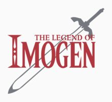 The Legend of Imogen Kids Clothes
