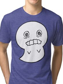 Anxiety Ghost Tri-blend T-Shirt