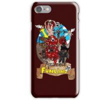 Azazel's Funland iPhone Case/Skin