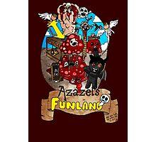 Azazel's Funland Photographic Print