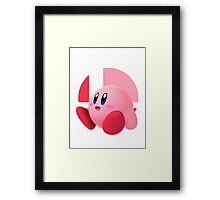 I Main Kirby Framed Print