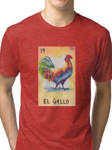 El Gallo Tri-blend T-Shirt