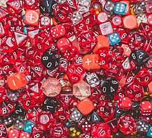 All the red dice by mirenar