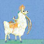 Llama by H .