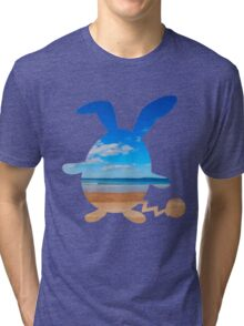 Azumarill used surf Tri-blend T-Shirt