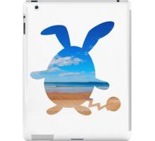 Azumarill used surf iPad Case/Skin