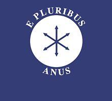 E PLURIBUS ANUS - Greendale Flag Unisex T-Shirt