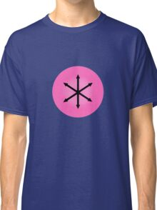 E PLURIBUS ANUS - Greendale Logo Classic T-Shirt