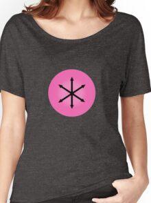 E PLURIBUS ANUS - Greendale Logo Women's Relaxed Fit T-Shirt