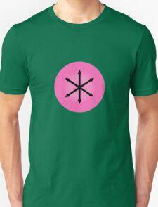 E PLURIBUS ANUS - Greendale Logo Unisex T-Shirt