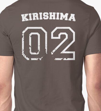 Touka Kirishima Collegiate Splatter Unisex T-Shirt