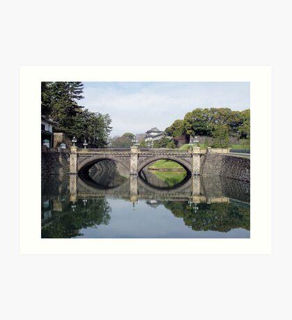 Eyeglass Bridge Art Print