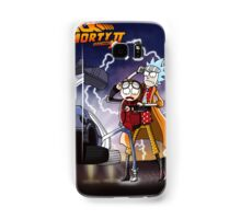 Rick n' Morty: To The Future Samsung Galaxy Case/Skin