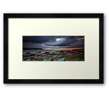 Rolling Cloud Framed Print