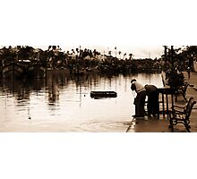Old Hoi An Town - Viet Nam Photographic Print