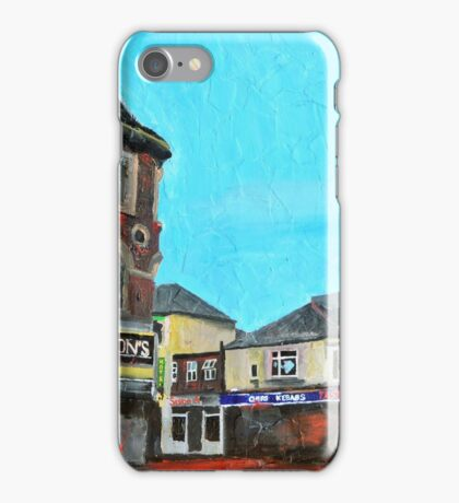 Anlaby Road iPhone Case/Skin