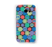 Monster's Inc. Pattern Samsung Galaxy Case/Skin
