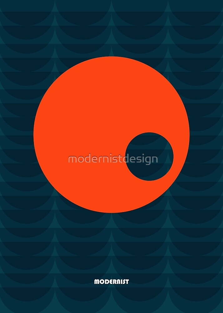 Modernist Circle by modernistdesign