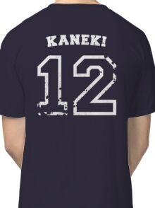 Ken Kaneki Collegiate Splatter Classic T-Shirt