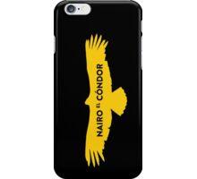 "Nairo Quintana ""El Condor"" : TDF Yellow Logo iPhone Case/Skin"