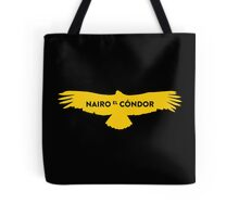 """Nairo Quintana """"El Condor"""" : TDF Yellow Logo Tote Bag"""