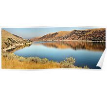 Echo Reservoir, Utah Poster