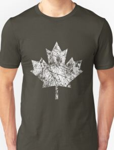 Canada Established 1867 Anniversary 150 Years Unisex T-Shirt
