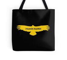 Vamos Nairo Quintana : TDF Yellow Logo Tote Bag