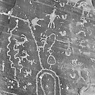 Petroglyphs VI by jbiller