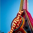Hard rock guitar..Chicago 2006 by jammingene