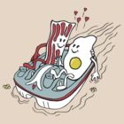 Bacon & Egg by beardo