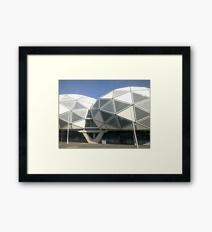 Aami Stadium Framed Print