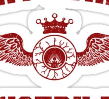 Property of Haight Ashbury Sticker