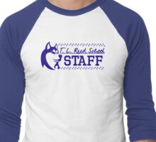 TL Reed Men's Baseball ¾ T-Shirt