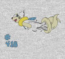 Pokemon 418 Buizel One Piece - Long Sleeve
