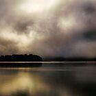 Misty & Mystical Autumn Dawn IV by Juhana Tuomi