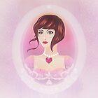 Queen of heart  by torishaa