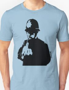 Banksy - Rude Copper T-Shirt