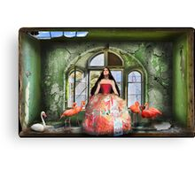 Boxed World Collection - Image 19 - Broken Promises Canvas Print