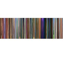 Moviebarcode: Meet the Robinsons (2007) Photographic Print