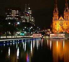St Marys Cathedral, Sydney by PhotosByG