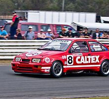 Colin Bond Ford Sierra RS500 Cosworth GpA by TGrowden
