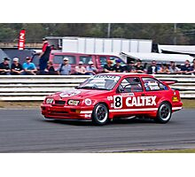 Colin Bond Ford Sierra RS500 Cosworth GpA Photographic Print