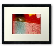 Wallpaper Framed Print