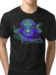 MUNKEY 7 (TOXIC TIME) Tri-blend T-Shirt